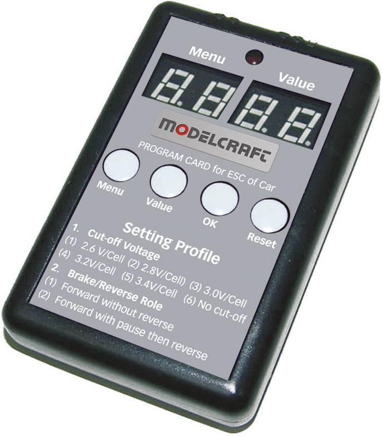 Chip Box pro úpravu jízdních parametrů Modelcraft (EL667073CO)