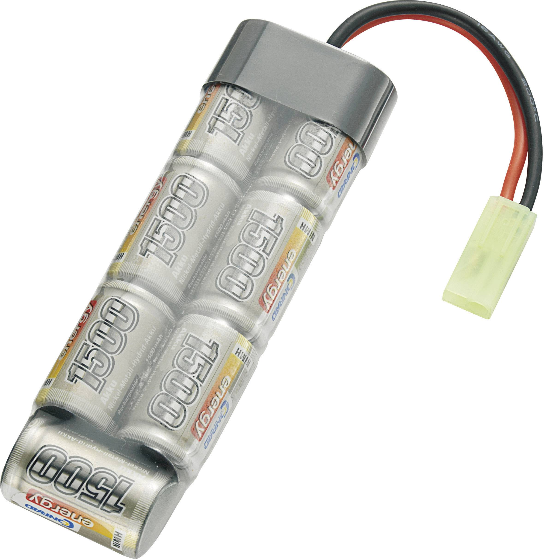 Akupack NiMH Conrad energy 238859, 8.4 V, 1500 mAh