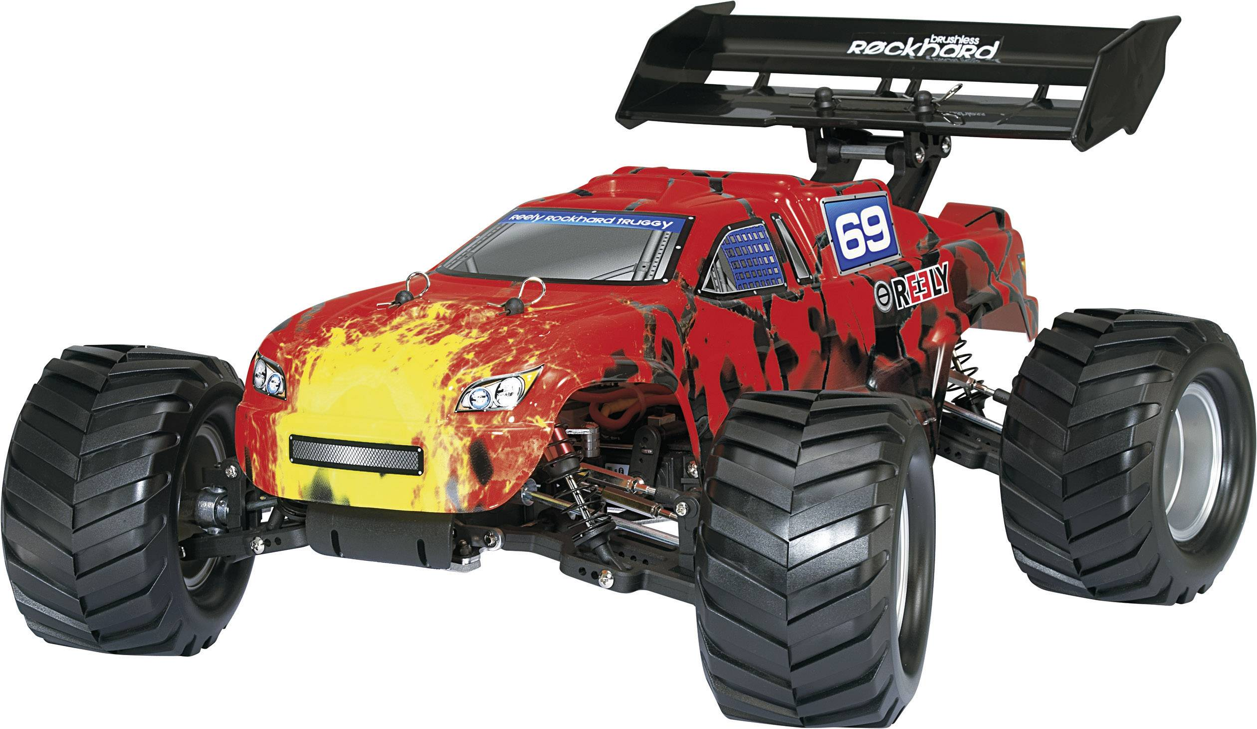 Reely Truggy Rockhard II EP-250TR