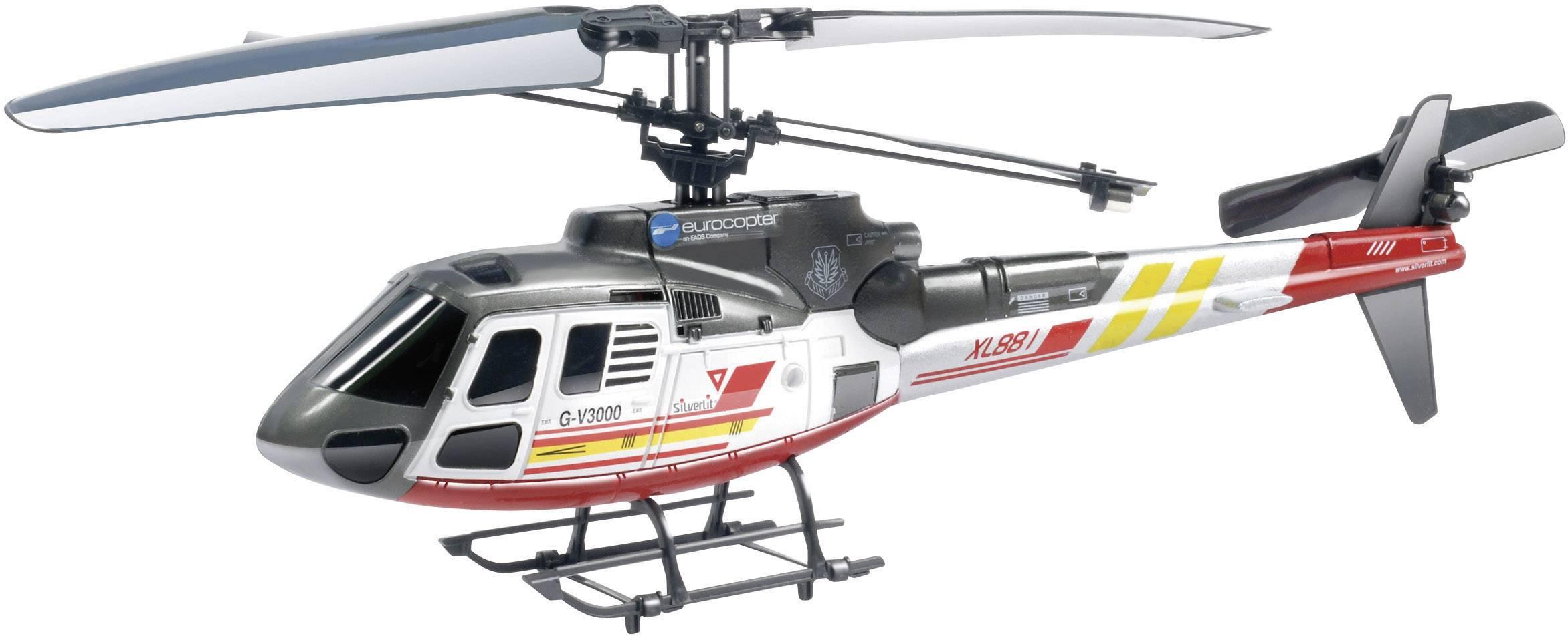 RC modely vrtulníků a letadel pro začátečníky