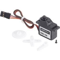Mini servo digitální Modelcraft VSD-15E, JR konektor