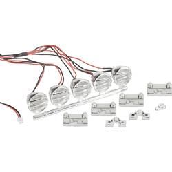 LED osvětlení pro modely Crawler Modelcraft LEDK-5