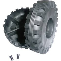 Reely Plastové duté pneumatiky 79 x 19 x 3,2 mm
