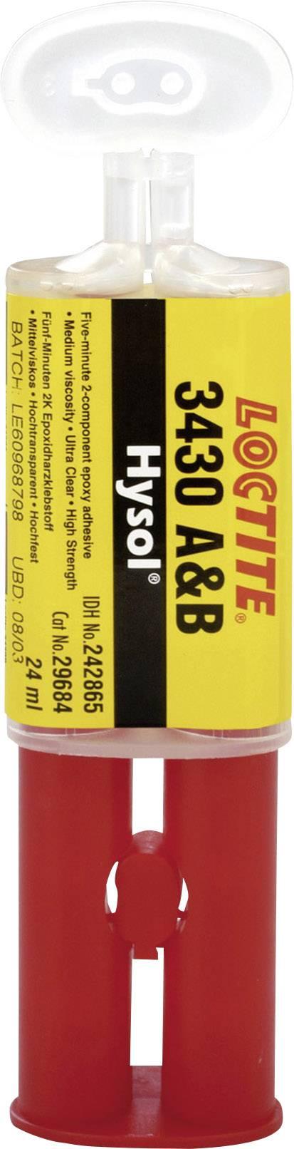 Dvojzložkové lepidlo LOCTITE® 3430;242865, 24 ml