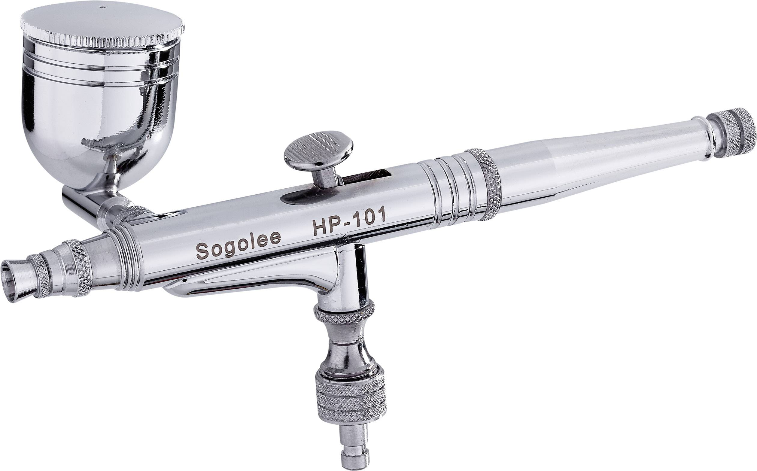 Airbrush pistole HP-101 Double action, tryska 0.3 mm, 7 ml