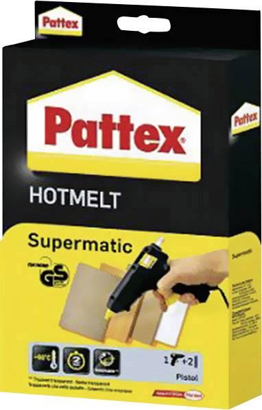 Tavná lepicí pistole Pattex Supermatic PXP06