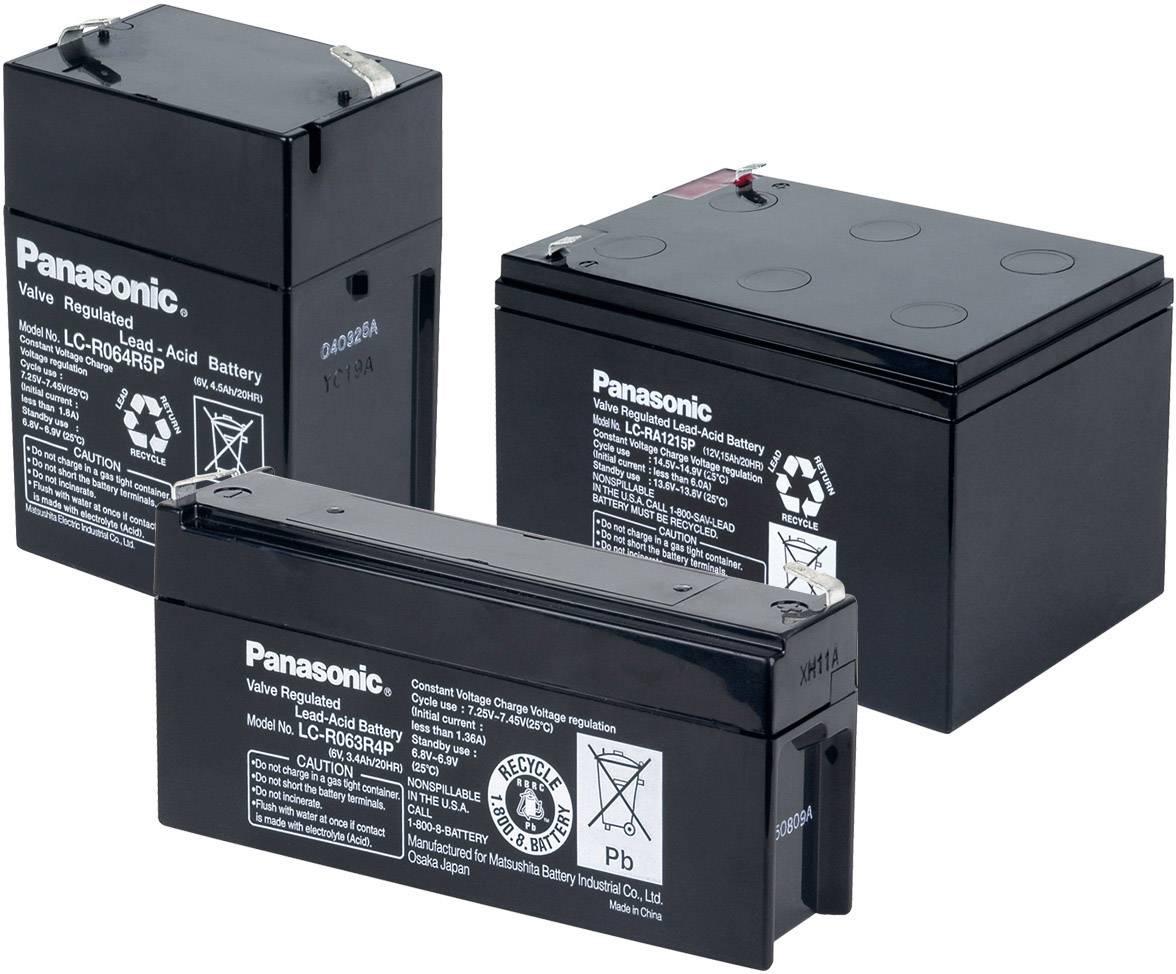 Bezúdržbové olovené akumulátory so špeciálnou technikou 6 V 4,2 Ah