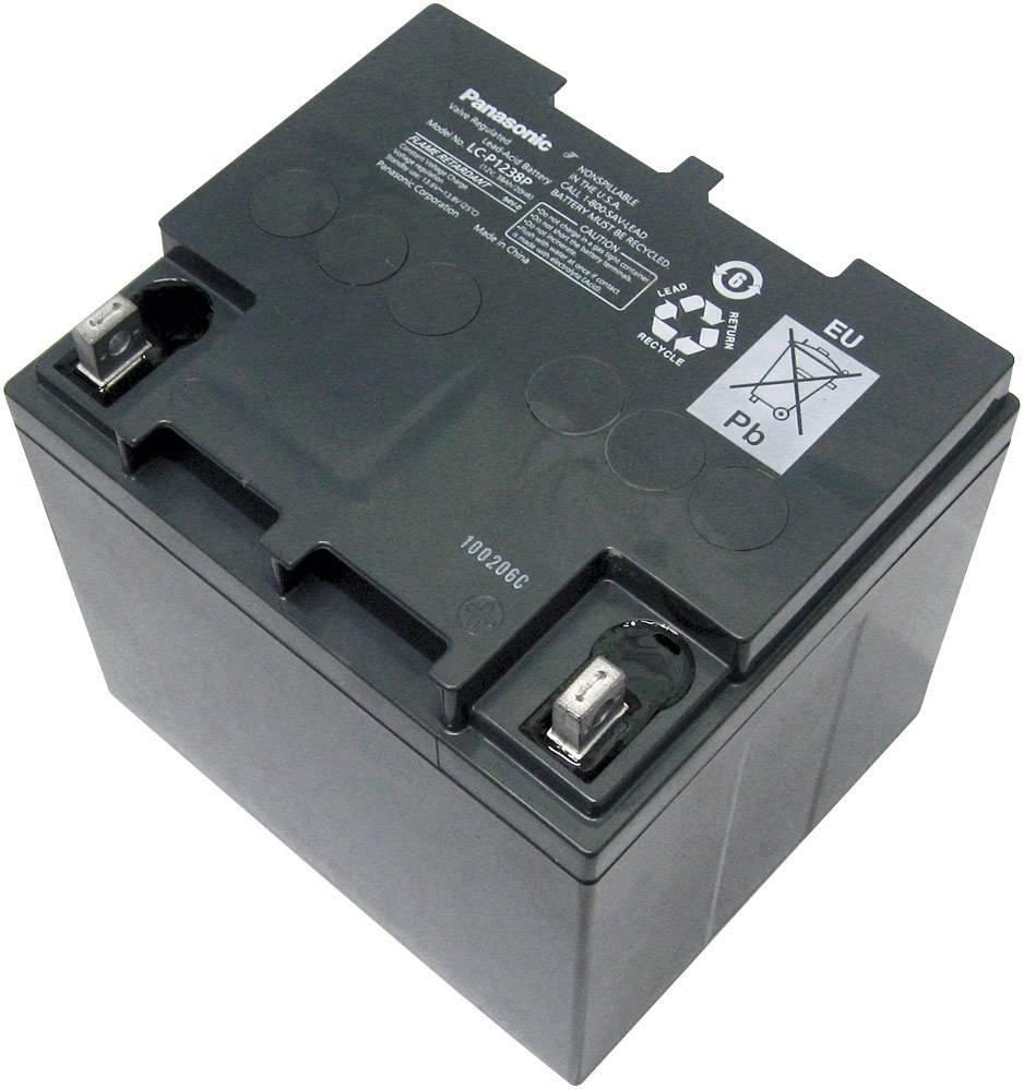 Bezúdržbové olovené akumulátory so špeciálnou technikou 12V/38Ah