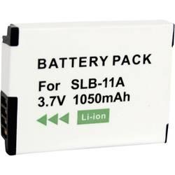 Náhradní baterie pro kamery Conrad Energy SLB-11A, 3,7 V, 700 mAh