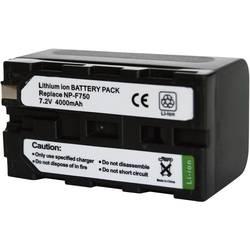 Akumulátor do kamery Conrad energy 250512 250512, 4000 mAh