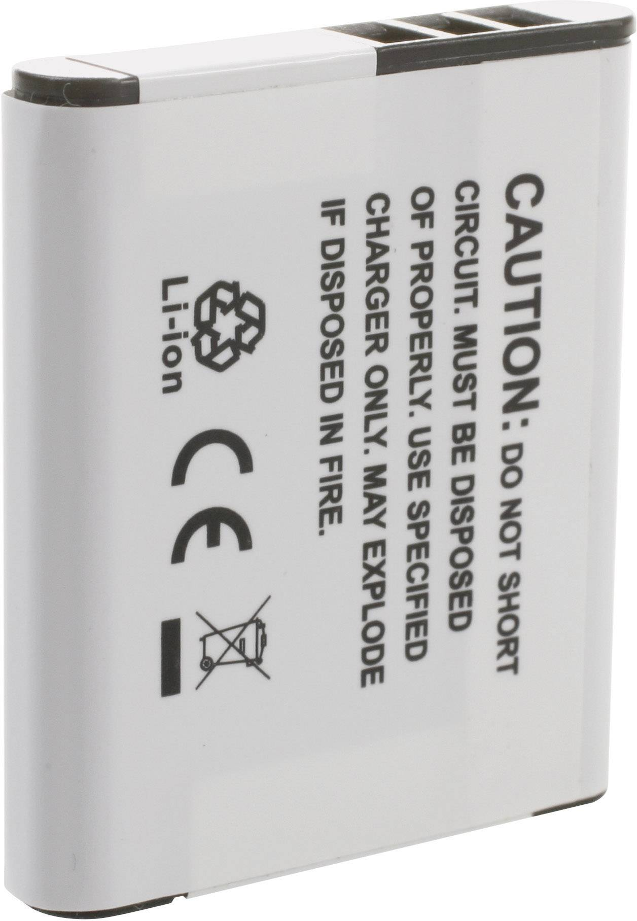 Akumulátor do kamery Conrad energy LI-50B, D-Li 92, DB-100 LI50B, 600 mAh