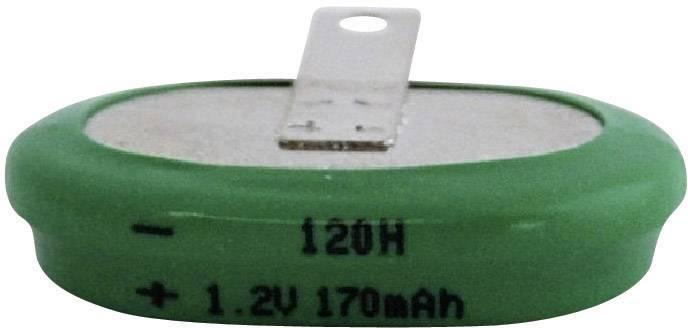 NiMH knoflíkové články Emmerich 1,2 V 120 H