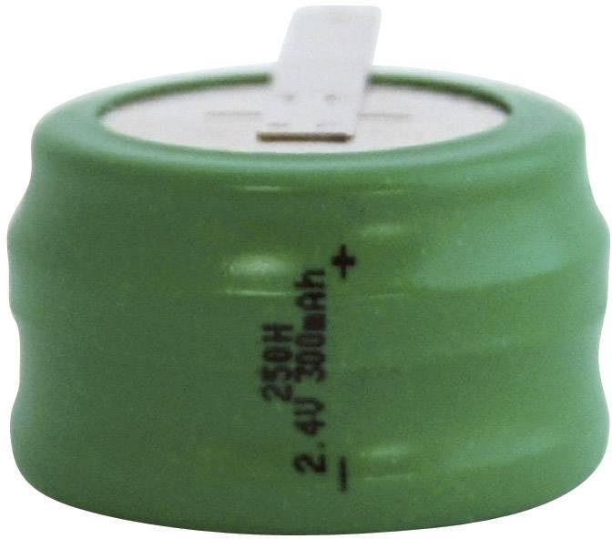 NiMH knoflíkové články Emmerich 2,4 V 250 H