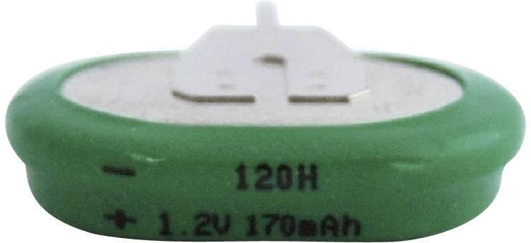 NiMH knoflíkový článek Emmerich 1,2 V 120 H, SLF