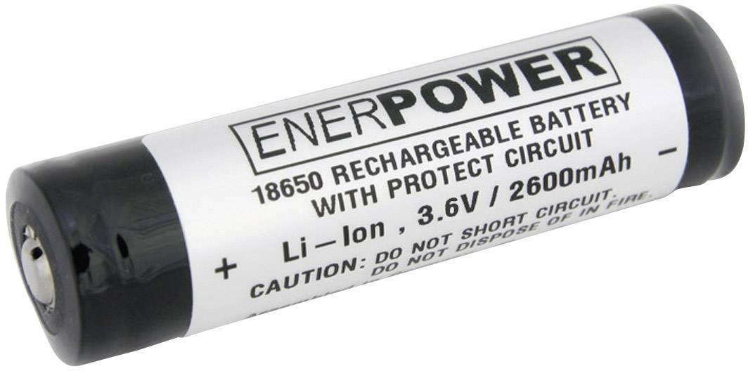 Špeciálny akumulátor EnerDan UR18650F2,6AH5A-P, 18650, Li-Ion akumulátor, 3.6 V, 2600 mAh