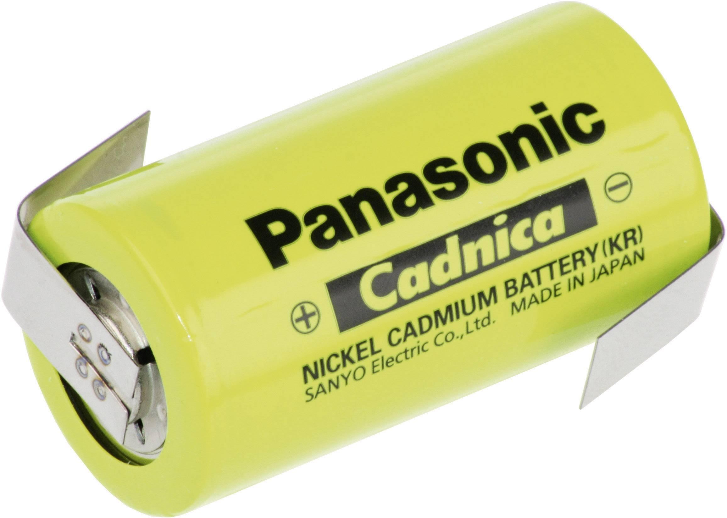 Špeciálny akumulátor Panasonic C ZLF, baby (C), NiCd, 1.2 V, 3000 mAh