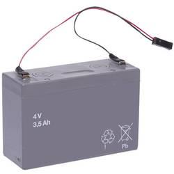Akumulátor do ruční svítilny Beltrona Náhrada za originální akumulátor HALO4A 4 V 3400 mAh
