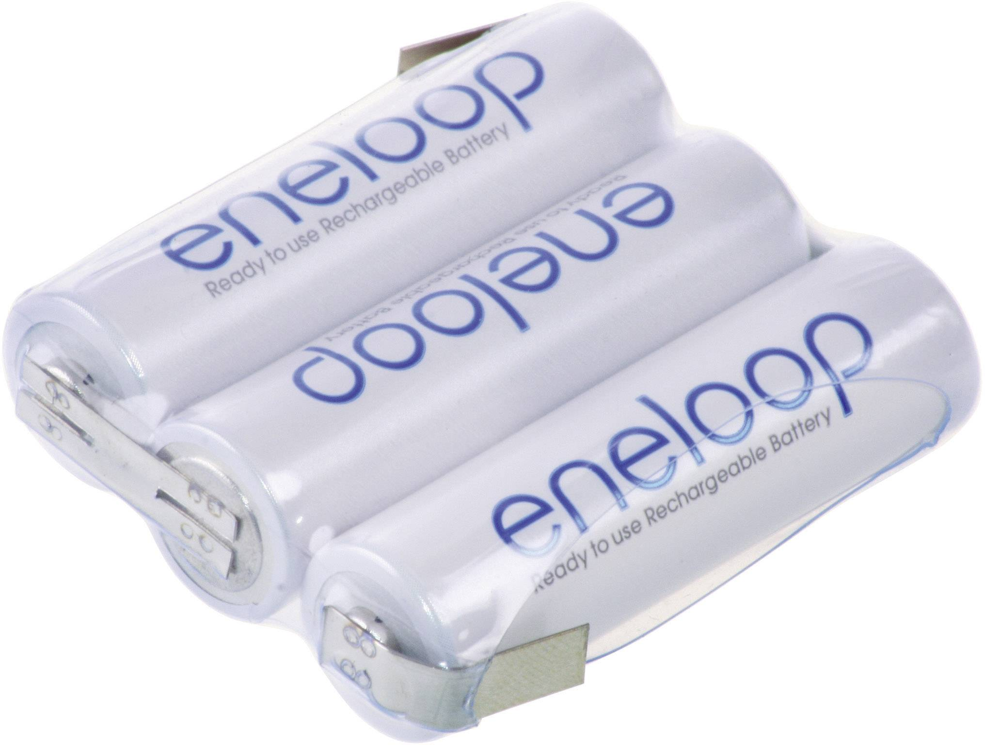 Akupack - sada nabíjacích batérií NiMH 3 mignon (AA) Panasonic eneloop Reihe F1x3 129673, 1900 mAh, 3.6 V
