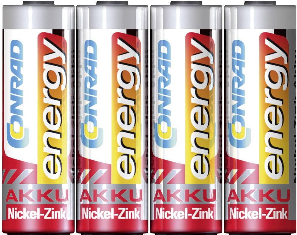 NiZn akumulátory Conrad energy