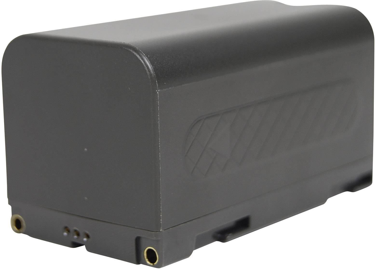 Akumulátor do kamery Conrad energy 252106 252106, 4000 mAh