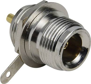 N konektor zásuvka, vstavateľná vertikálna TRU COMPONENTS 1 ks