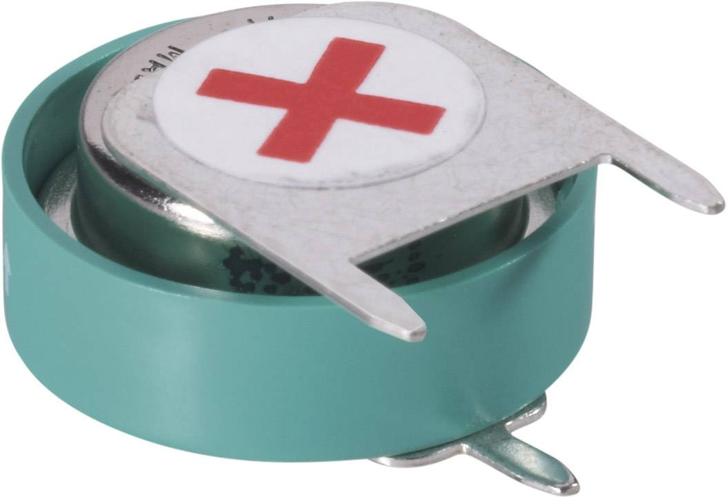 Knoflíkový akumulátor NiMH Varta V40LF