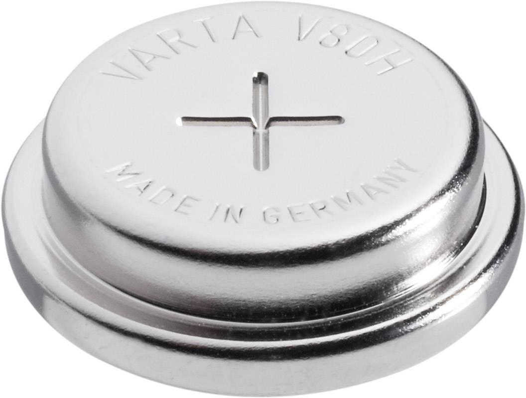 Knoflíkový akumulátor NiMH Varta V80H