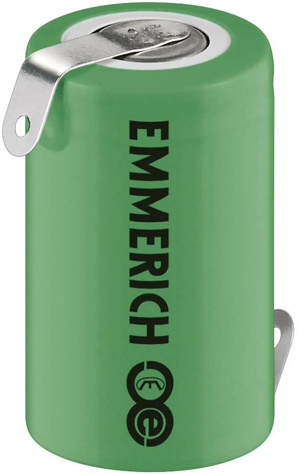 Emmerich NiMH-akumulátory so Z spájkovacími očkami 1/2 950 mAh, FT-1Z