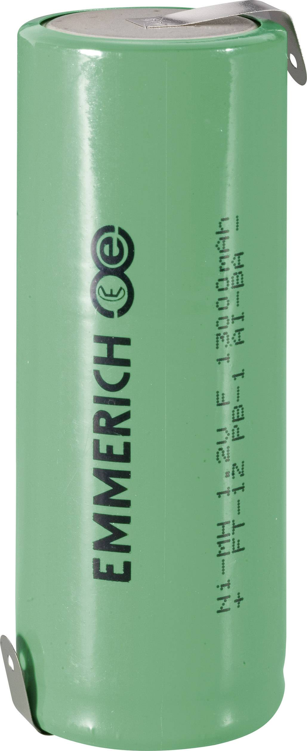 Emmerich NiMH-akumulátory so Z spájkovacími očkami F 13000 MAH FT-1Z