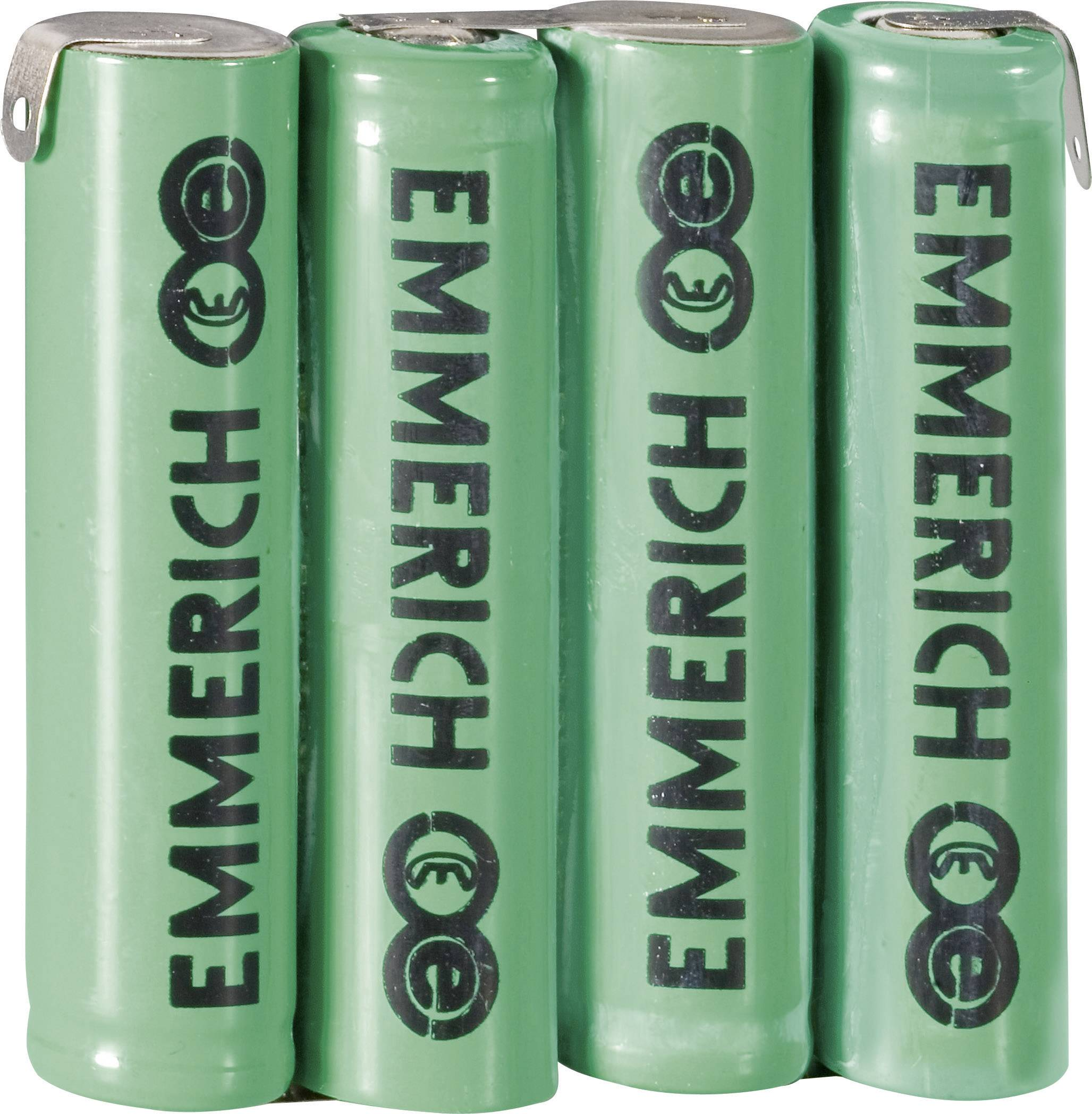 Emmerich NiMH akumulátorové zostavy Micro (AAA) 800 mAh 4,8V, FT-1Z