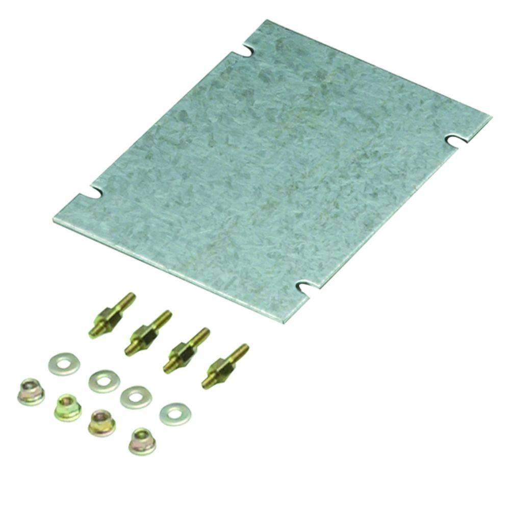 Montážní deska Weidmüller MP TBF 30/19, (d x š) 250 mm x 135 mm, 1 ks