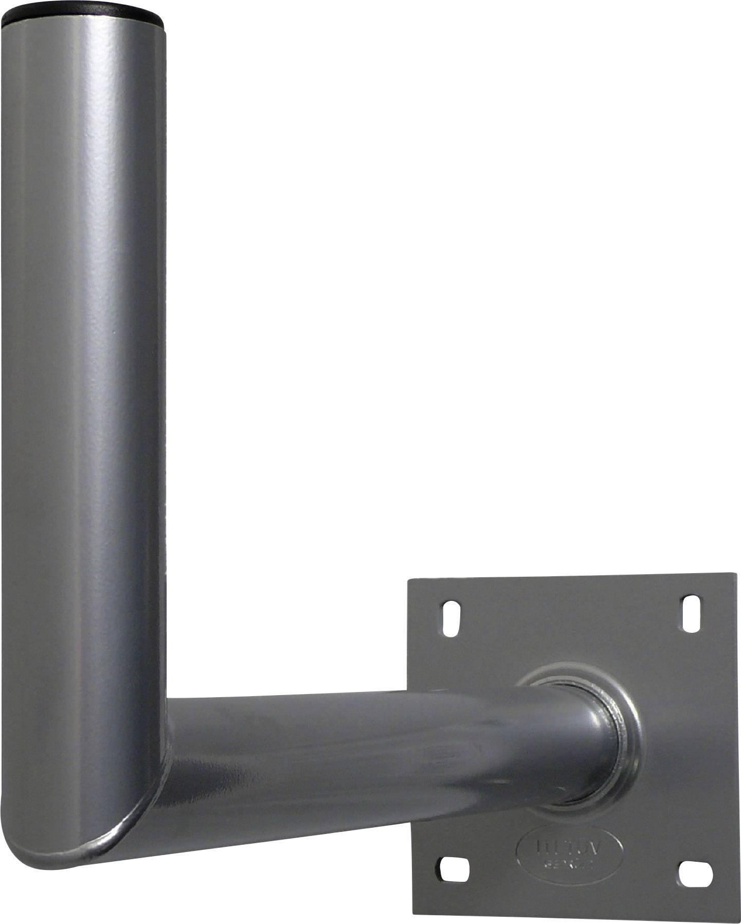 SAT stojan A.S. SAT 10145, 45 cm, Ø do 90 cm, hliník, stříbrná