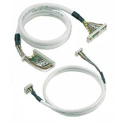 Pre-assembled cable, FBK, CONECTOR CABLE PLANO HE10 40P Weidmüller FBK 40/250 RK 8216380000, 1 ks