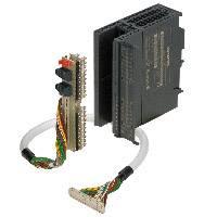 Propojovací kabel pro PLC Weidmüller SIM S7/300 FB40 1.0M, 8433290100