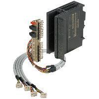 Propojovací kabel pro PLC Weidmüller SPS-Verbindungsleitung SIM S7/300 FB4*10 5.0M, 8433310500