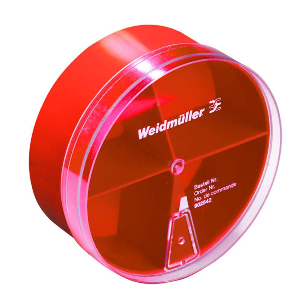 Box červená Weidmüller 9025420000 1 ks