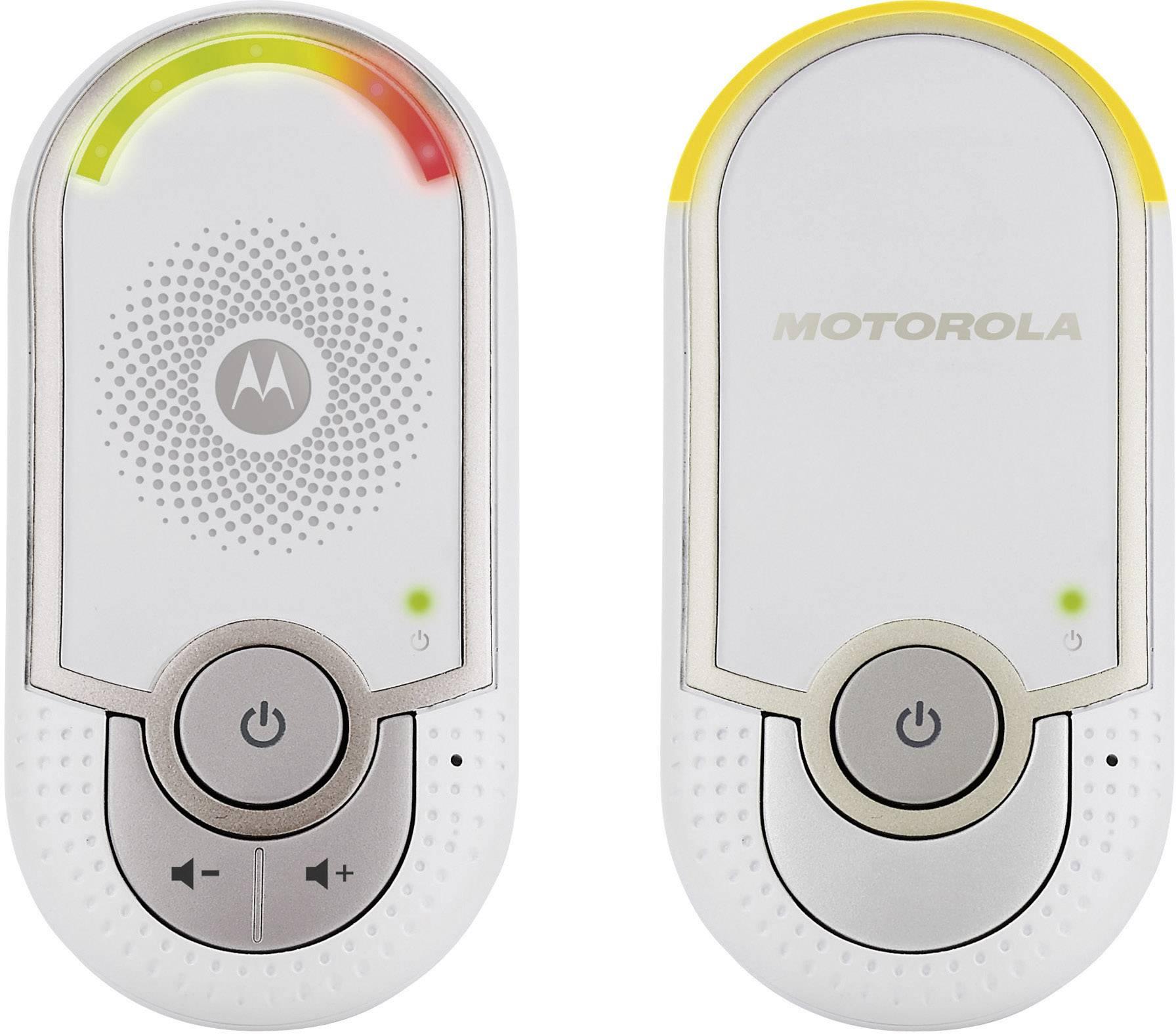 S digitálnym prenosom elektronická detská opatrovateľka Motorola 188600 MBP8, 1.8 GHz