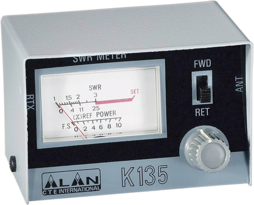Merač stojatých vĺn Midland SWR 20 4410