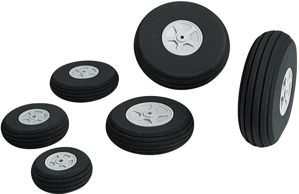 Podovzky modelov lietadiel, pneumatiky