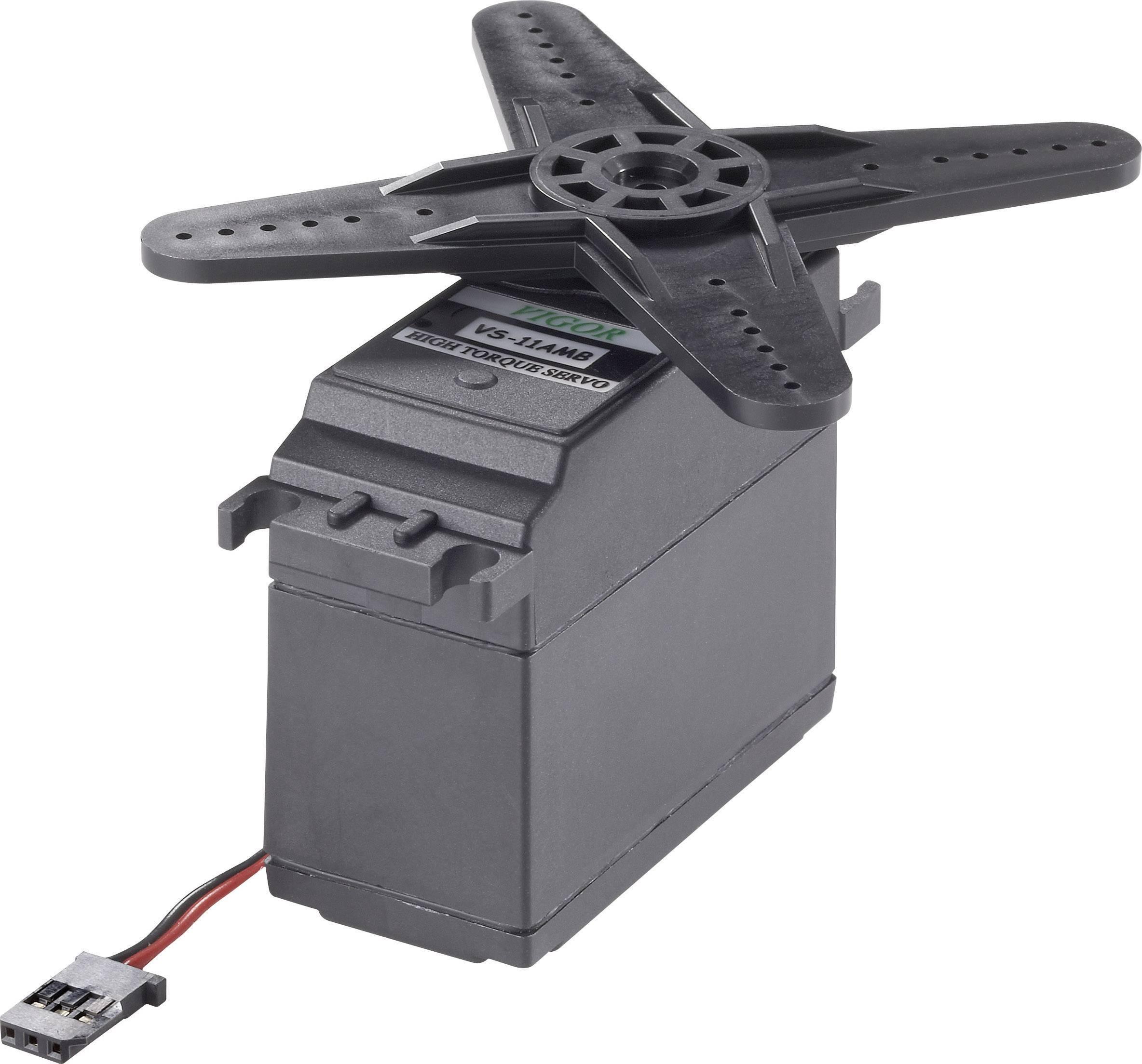 Speciální servo Modelcraft VS-11 AMB, JR konektor