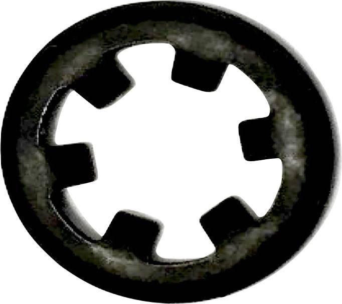 Pojistná podložka 6 mm, 20 ks