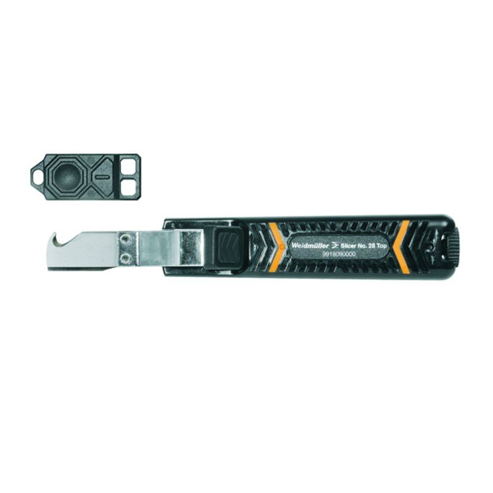 Odizolovací nůž Weidmüller SLICER NO 28 TOP, 9918090000, na kulaté kabely 8 až 28 mm a 4 až 37 mm²