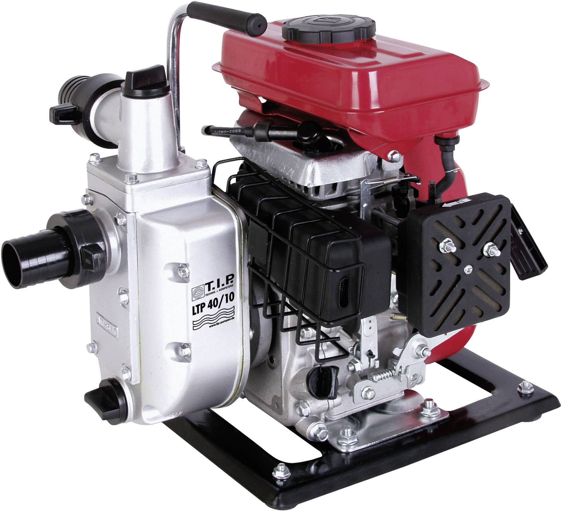 Benzínové zahradní čerpadlo T.I.P. LTP 40/10 30131, 10000 l/h, 15 m