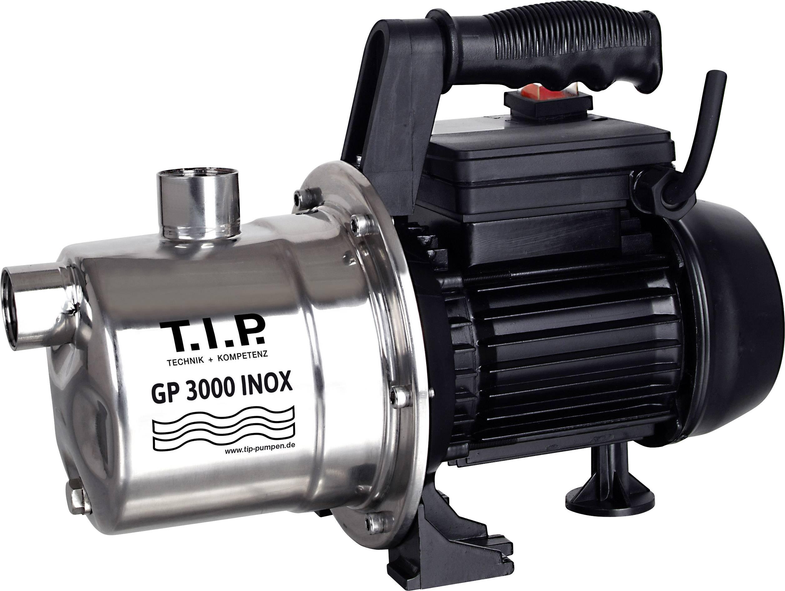 Záhradné čerpadlo T.I.P. GP 3000 Inox, 2950 l/h, 42 m, 550 W