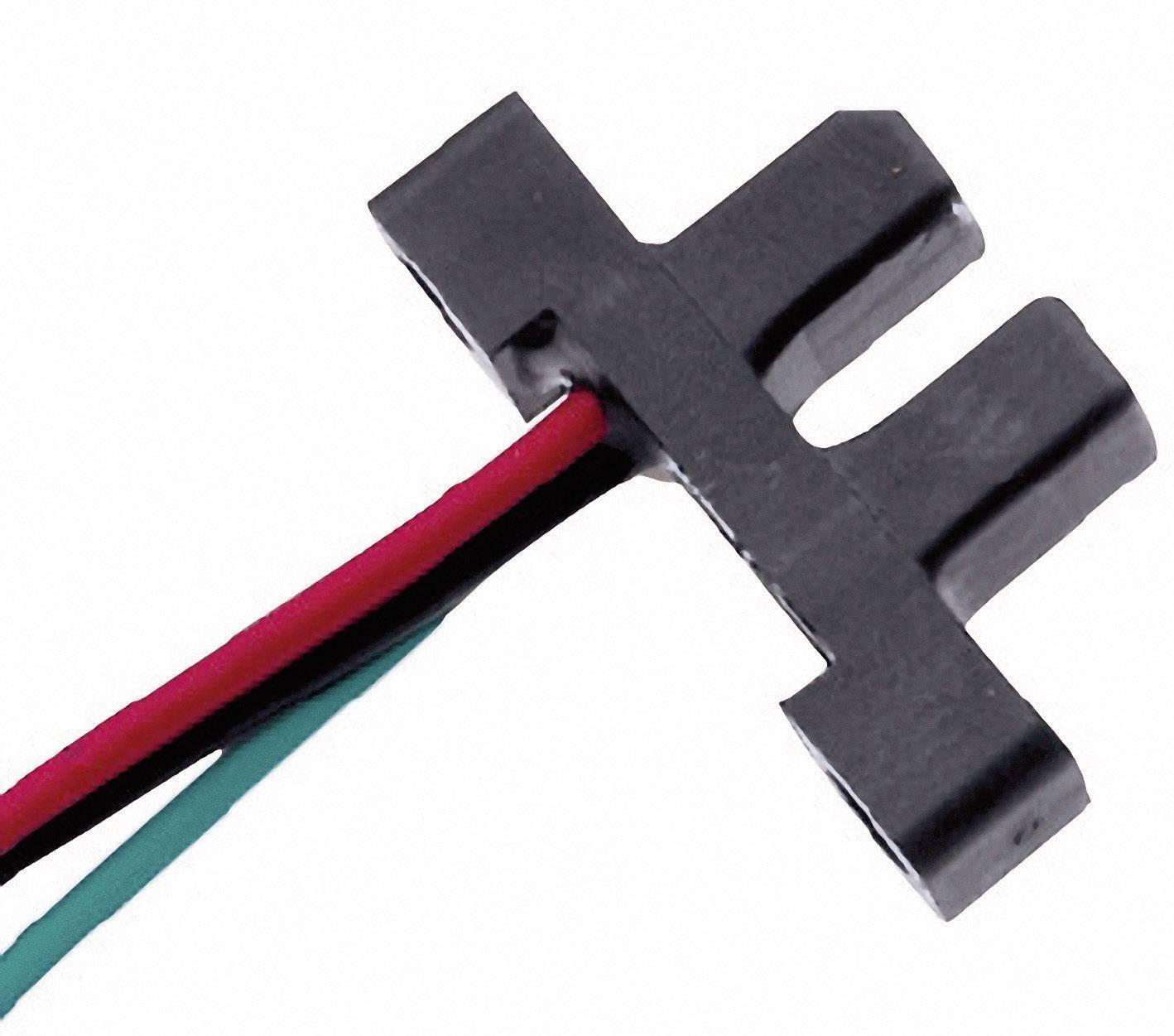 Vidlicový snímač Cherry Switches VN101503 3.8 - 24 V/DC Polyester, zesílený skelnými vlákny