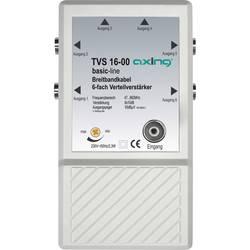 Širokopásmový anténny zosilňovač Axing TVS 16, 10 dB