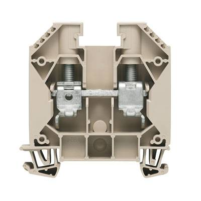 W-Series, Feed-through terminal, Rated cross-section: 16 mm², Screw connection, Direct mounting WDU 16/ZA Weidmüller Množství: 50 ks