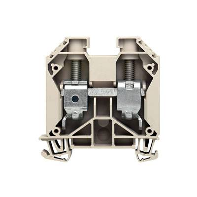 W-Series, Feed-through terminal, Rated cross-section: 35 mm², Screw connection, Direct mounting WDU 35/IK/ZA Weidmüller Množství: 25 ks