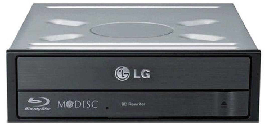 Interní Blu-ray vypalovačka LG Electronics BH16NS55.AUAR10B Retail SATA černá