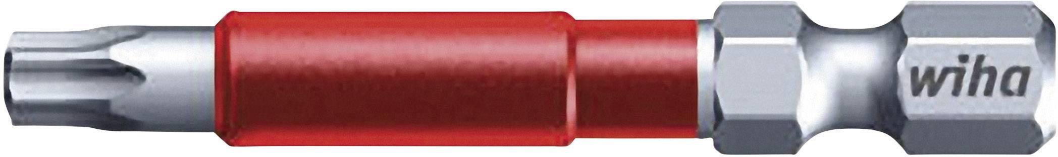 Bit Torx Wiha MaxxTor 7045 M9T 36839, 49 mm, nástrojová oceľ, legované, tvrdené, 5 ks